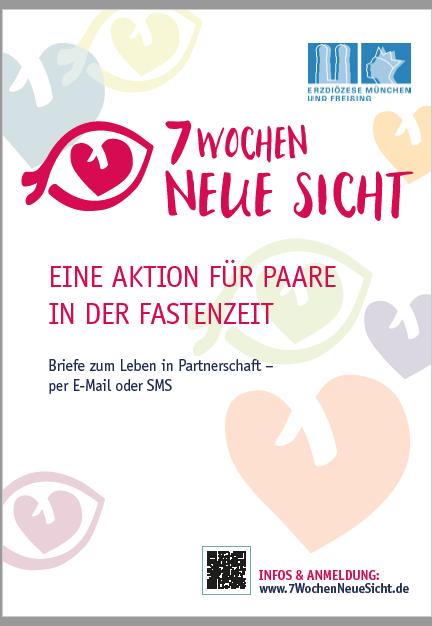7 Wochen Neue Sicht – Fastenaktion für Paare